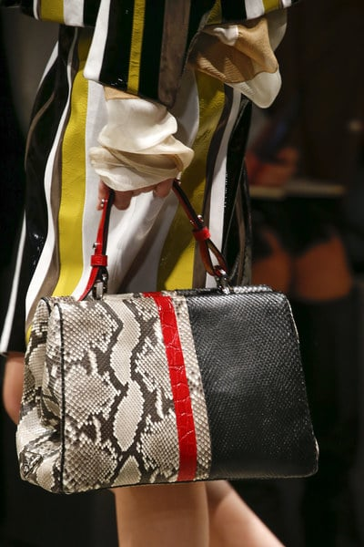Prada Spring Summer 2016 Runway Bag Collection Spotted