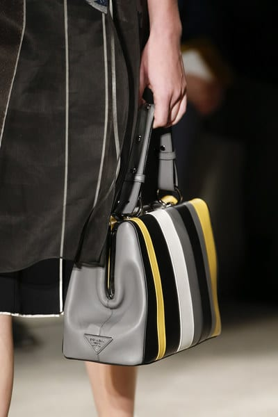 d66936883a74 Prada Spring/Summer 2016 Runway Bag Collection