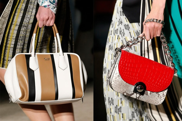 c25025a885c043 Prada Spring/Summer 2016 Runway Bag Collection | Spotted Fashion