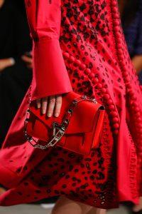 Proenza Schouler Red Flap Bag - Spring 2016