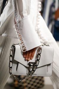 Proenza Schouler White Flap Bag - Spring 2016