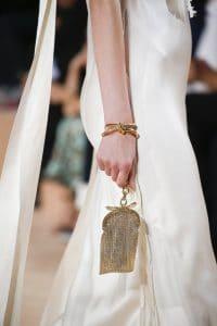 Balenciaga Gold Chain Clutch Bag 4 - Spring 2016