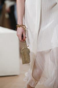 Balenciaga Gold Chain Clutch Bag 5 - Spring 2016