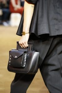 Celine Black Top Handle Bag 4 - Spring 2016