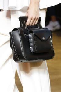Celine Black Top Handle Bag 5 - Spring 2016