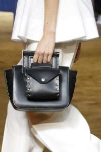 Celine Black Top Handle Bag 6 - Spring 2016