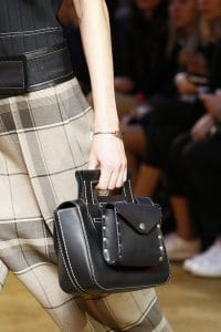 Celine Black Top Handle Bag 8 - Spring 2016