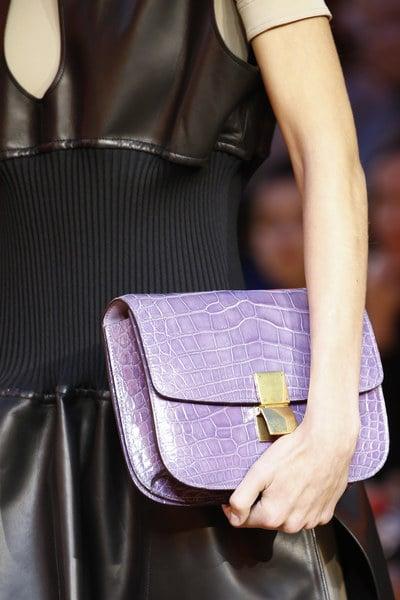 Celine Spring/Summer 2016 Runway Bag Collection | Spotted Fashion