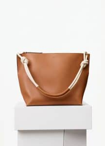 Celine Tan Natural Calfskin Medium Sailor Bag