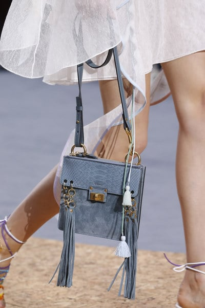 chloe look alike handbags - Chloe Spring/Summer 2016 Runway Bag Collection Featuring The Nano ...