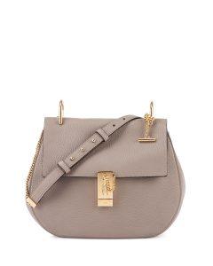Chloe Gray Drew Medium Bag