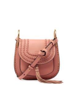 Chloe Rose Studded Hudson Bag