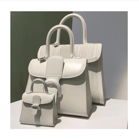 Delvaux White Brillant Bags - Spring 2016