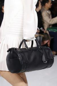 Dior Black Duffel Bag - Spring 2016