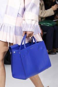 Dior Blue Tote Bag - Spring 2016