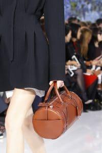 Dior Brown Duffel Bag - Spring 2016