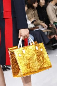 Dior Gold Tote Bag 2 - Spring 2016