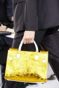 Dior Gold Tote Bag - Spring 2016
