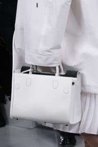 Dior White Tote Bag 2 - Spring 2016