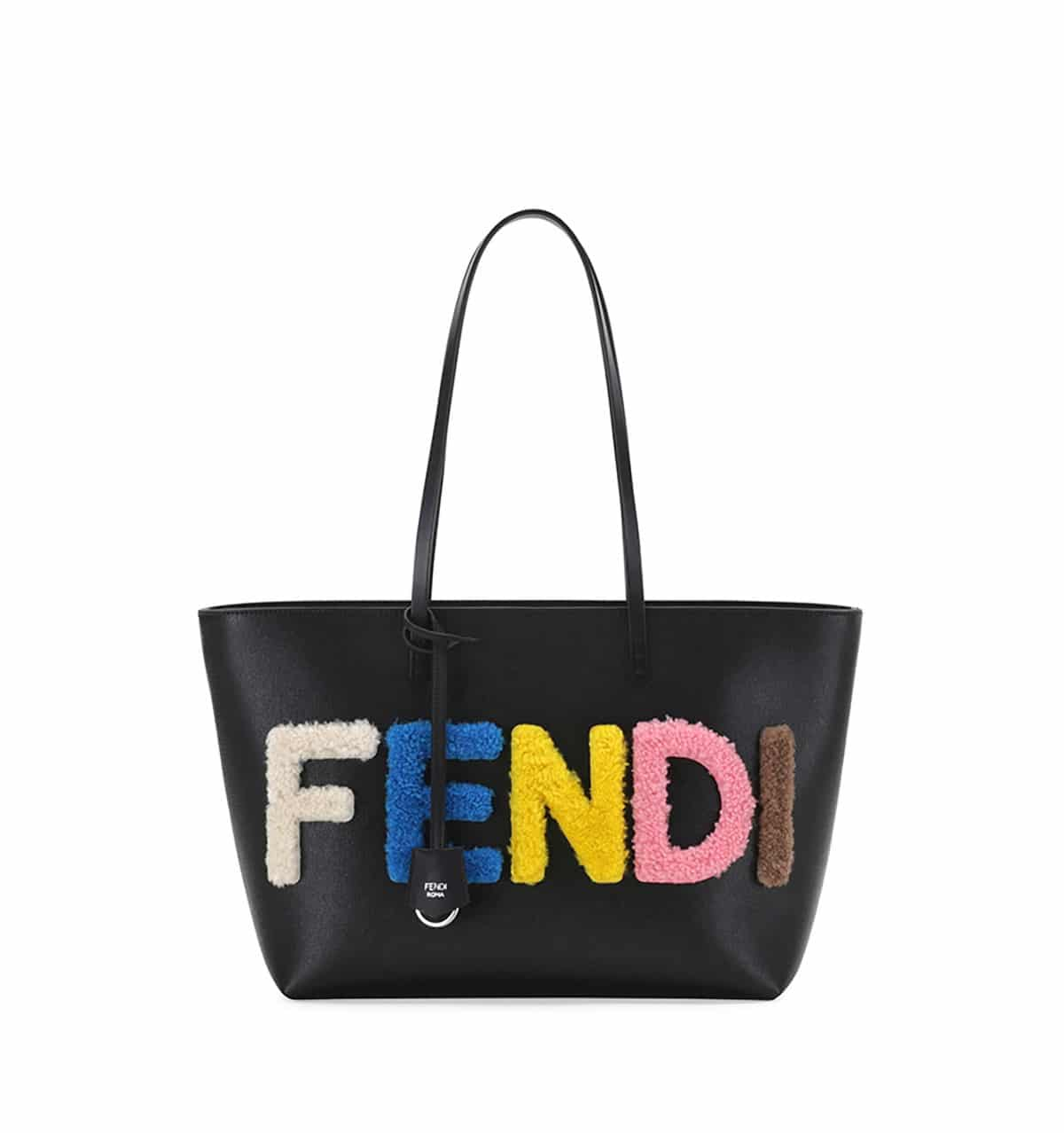 Fendi Light Bulb Tote