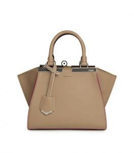 Fendi Cuoio 3Jours Mini Tote Bag