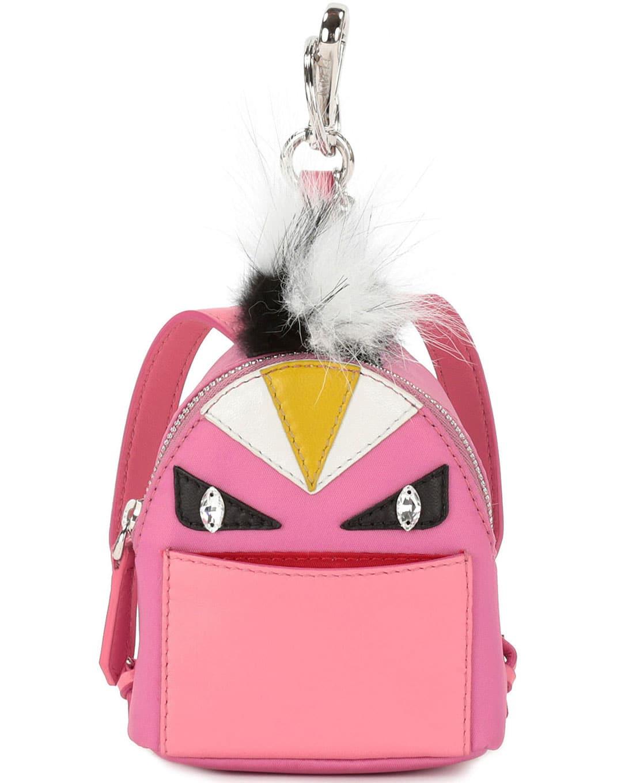 Fendi Bag Bug Backpack Charm For The Resort 2016