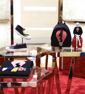 Fendi Pop-Up Store Galeries Lafayette 10