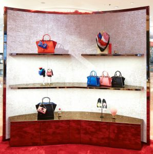Fendi Pop-Up Store Galeries Lafayette 4