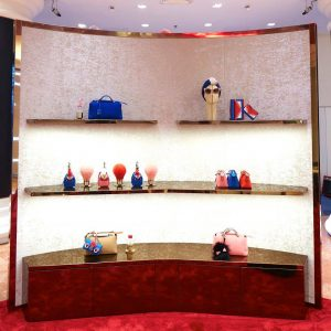 Fendi Pop-Up Store Galeries Lafayette 5