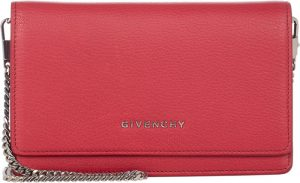 Givenchy Cherry Pandora Chain Wallet