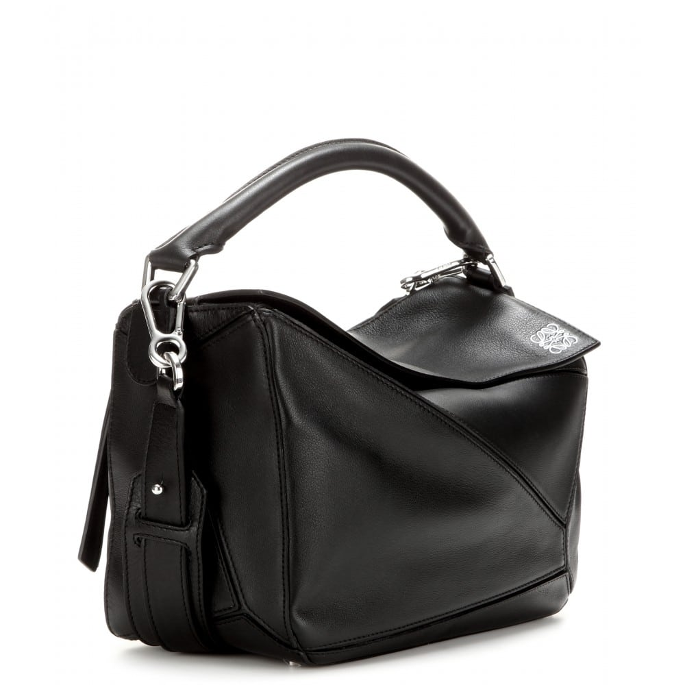 What Is Leather Made Of >> Loewe Puzzle Bag Reference Guide | Spotted Fashion