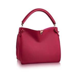 Louie Vuitton Grenat Tournon Bag