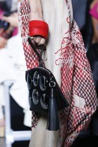 Louis Vuitton Black Patent Clutch Bag - Spring 2016