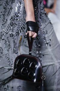 Louis Vuitton Black/Red Clutch Bag - Spring 2016