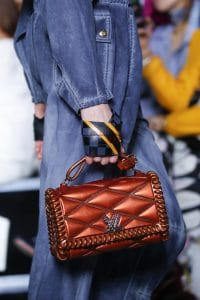 Louis Vuitton Red Malletage Go-14 Bag - Spring 2016