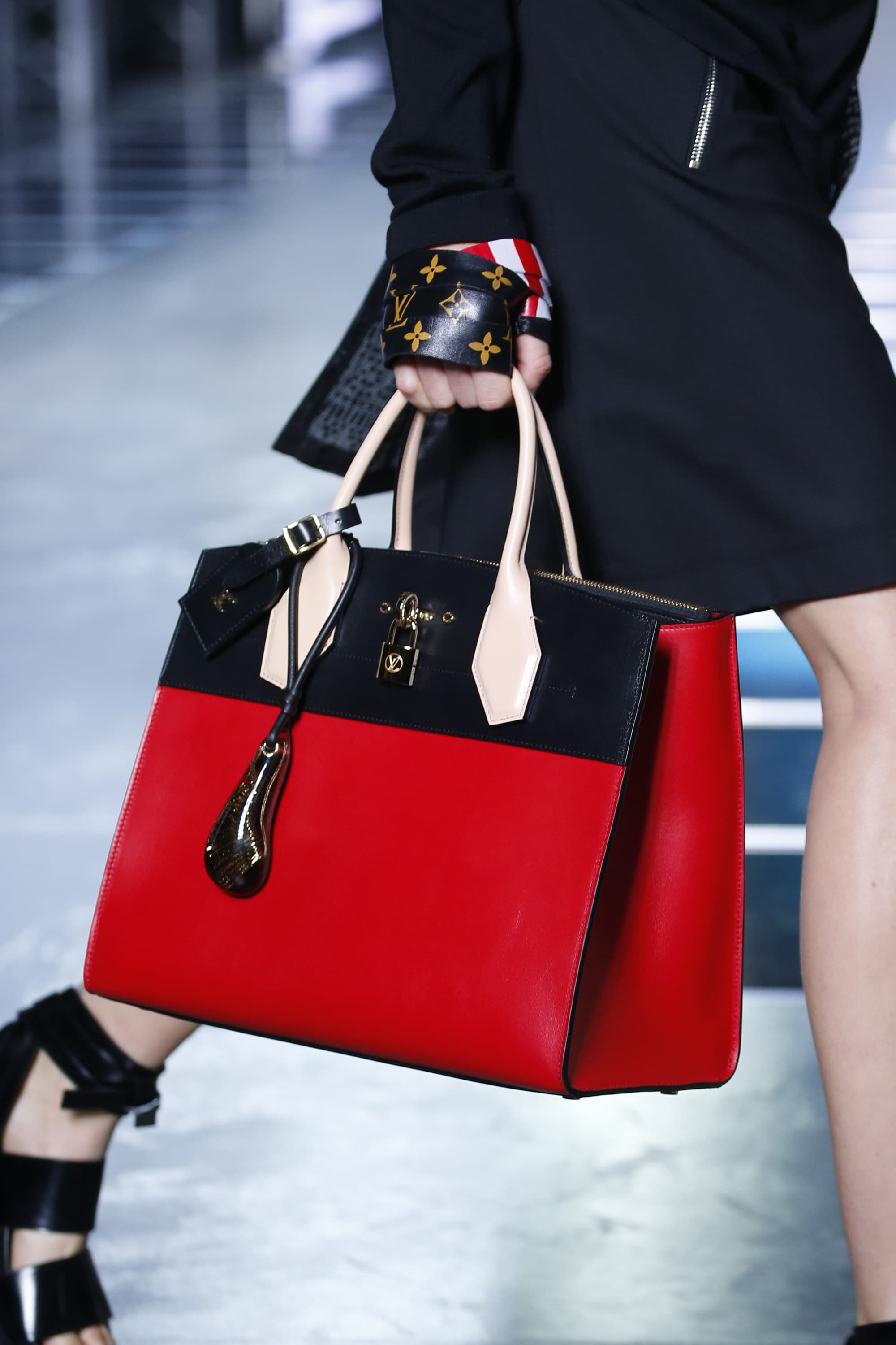 Louis Vuitton Spring/Summer 2016 Runway Bag Collection – Spotted ...