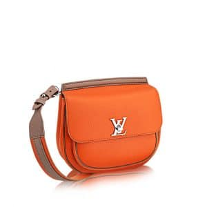 Louis Vuitton Tangerine Marceau Bag