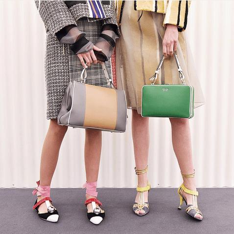 authentic prada handbags usa - Preview Of Prada Spring/Summer 2016 Bag Collection | Spotted Fashion