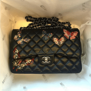 Artburo x Chanel Classic Flap Bag 1