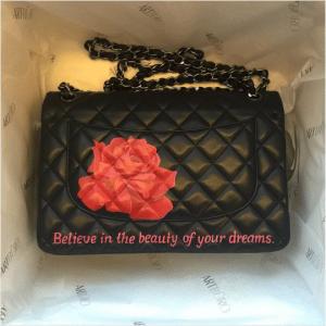 Artburo x Chanel Classic Flap Bag 2