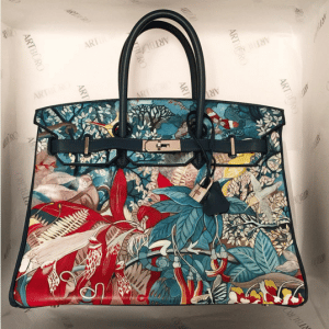 Artburo x Hermes Birkin Bag 1