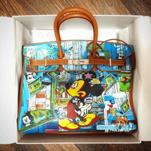 Artburo x Hermes Birkin Bag 2