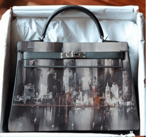 Artburo x Hermes Kelly Bag 1