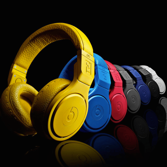 Beats X Fendi Pro Headphone Now Available In Stores