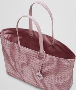 Bottega Veneta Intrecciolusion Tote Medium Bag 3