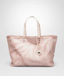 Bottega Veneta Petale Intrecciolusion Tote Medium Bag