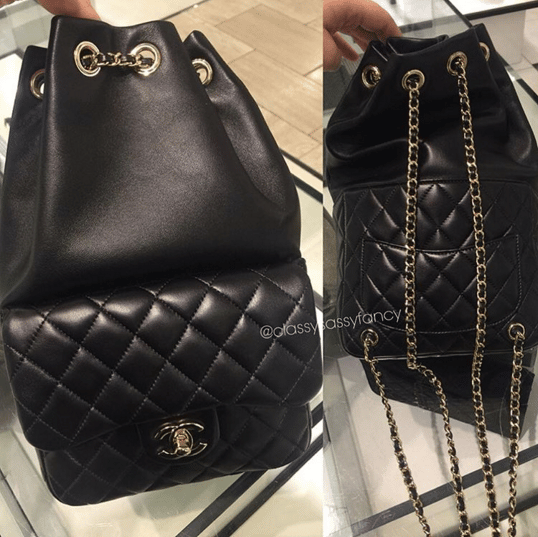 Chanel  Backpack In Seoul  Bag Reference Guide   Spotted Fashion b4b48b1b082