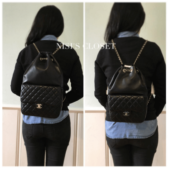Chanel Backpack In Seoul Bag Reference Guide Spotted