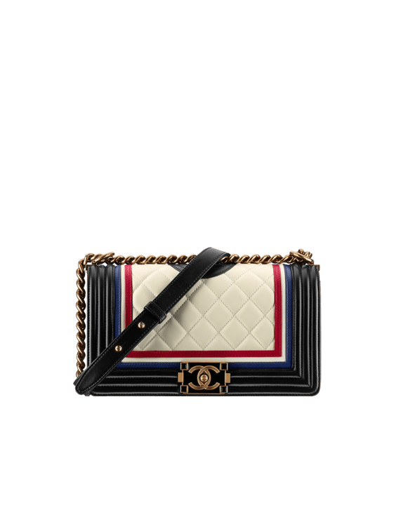 Chanel Cruise 2016 Bag Collection featuring new Waist Chain Flap ... 3d4924cac