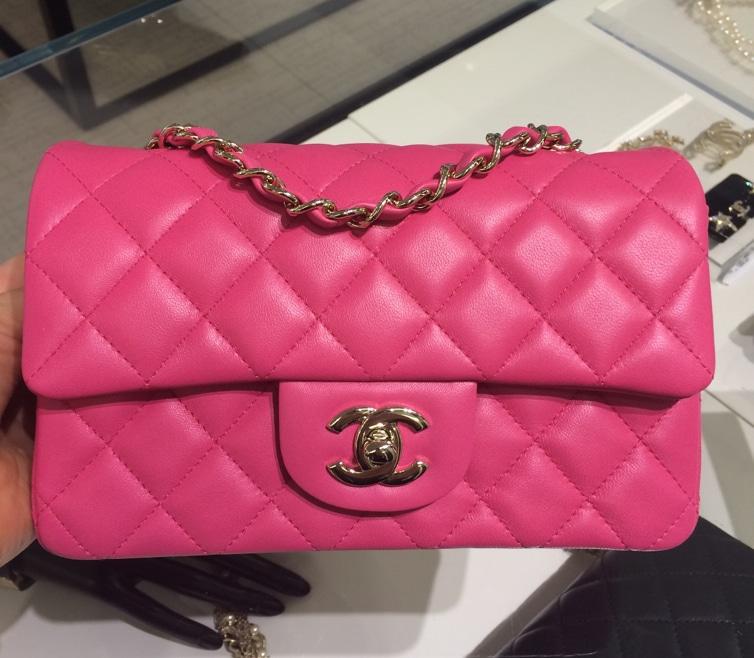 Сумка Chanel розовая купить в интернет-магазине